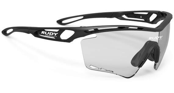 Rudy Project Tralyx XL Brillenglas zwart/transparant